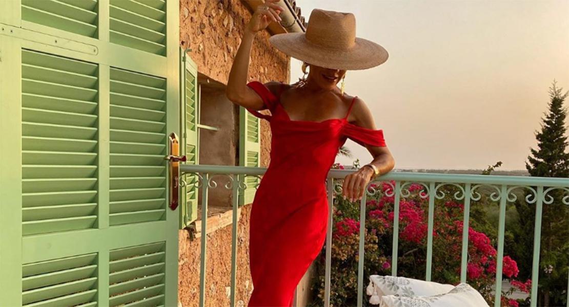 vestidos rojos paula ordovas