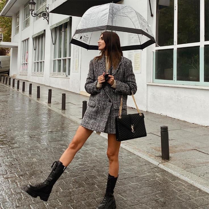mery turiel botas y faldas invierno