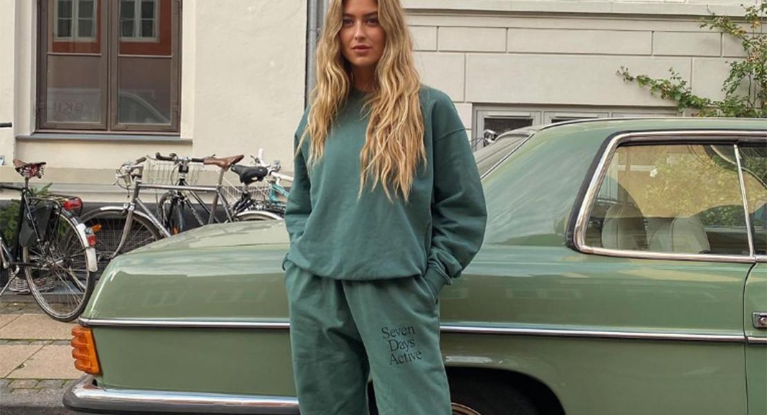 emili sindlev prendas deportivas chandal color verde