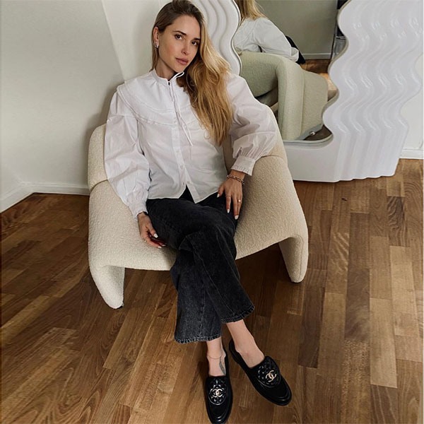 pernille teisbaek working looks