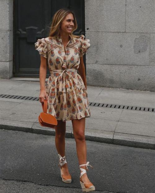 Look con vestido