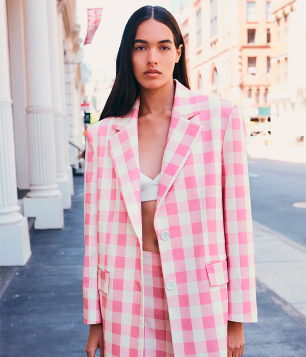 Traje de chaqueta de Zara