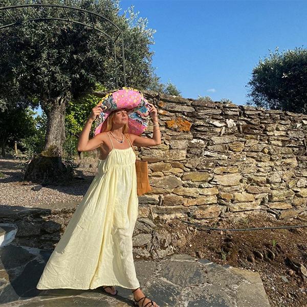 mafalda patricio accesorios de verano sombrero