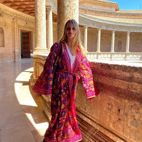 paula baset tendencias kimonos