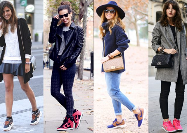 Nike enamora a las bloggers