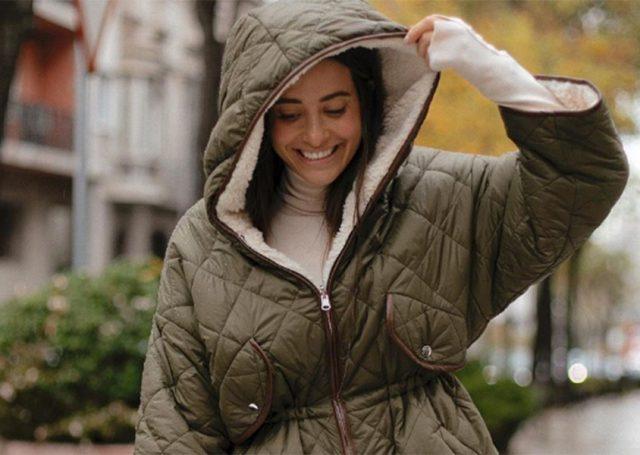 Ellas ya tienen la prenda de abrigo estrella de la temporada