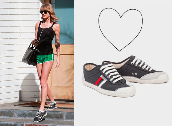 Looks con zapatillas so cool con Kawasaki en Primeriti-639-primeriti