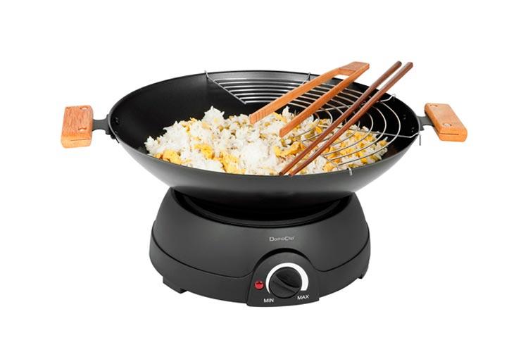 Recetas sanas gu a para cocinar platos sanos y variados for Cocinar wok en casa