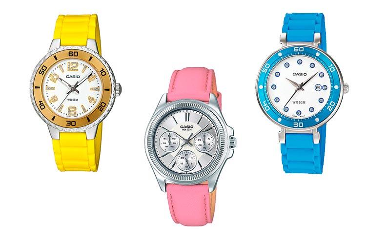 Casio: su colección de relojes más colorida-1778-primeriti