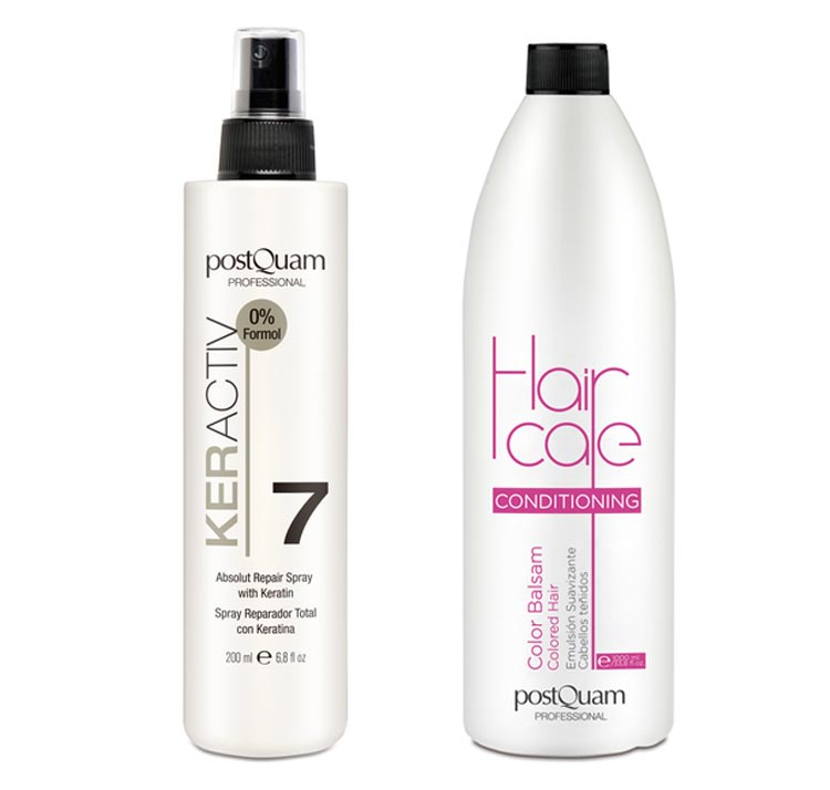 Productos cabello Postquam