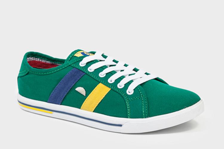 zapatillas verdes