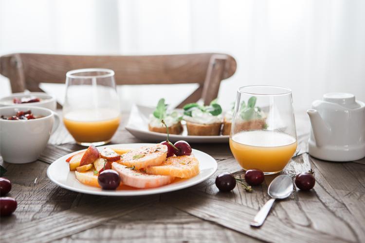 Desayuno continental c mo preparalo - Desayunos en casa ...