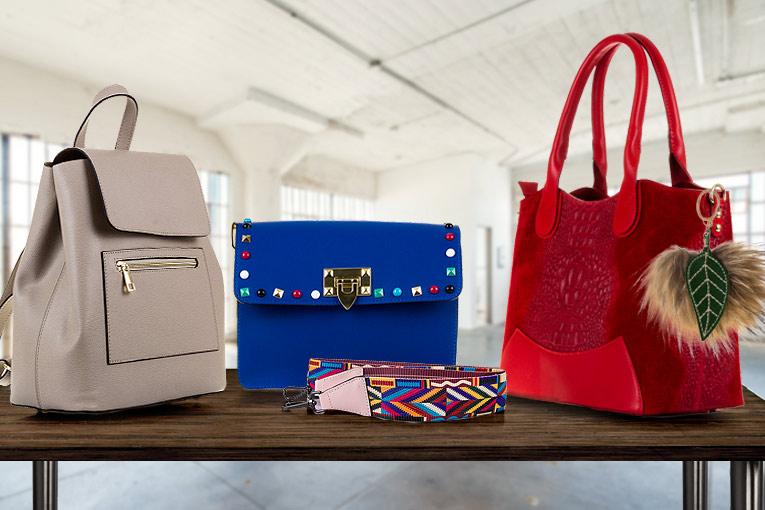 bolsos de verano de Firenze Portegiani Luxury bags en Primeriti