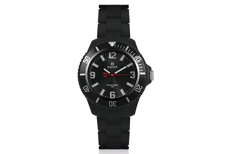 regalos de comunión relojes racer en primeriti. reloj negro