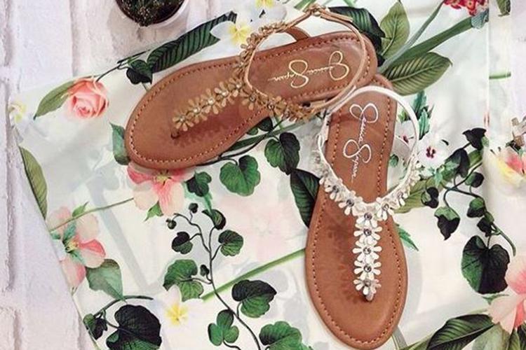 sandalias de verano Jessica Simpson