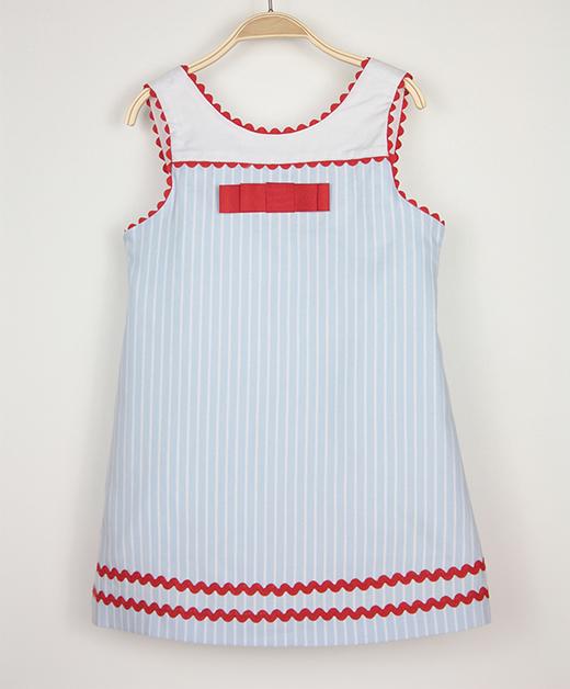 vestidos de verano para niñas en primeriti. Tartaleta