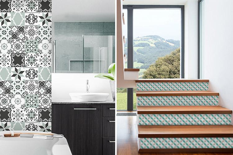 Azulejos vinílicos para baño y cocina-8909-primeriti