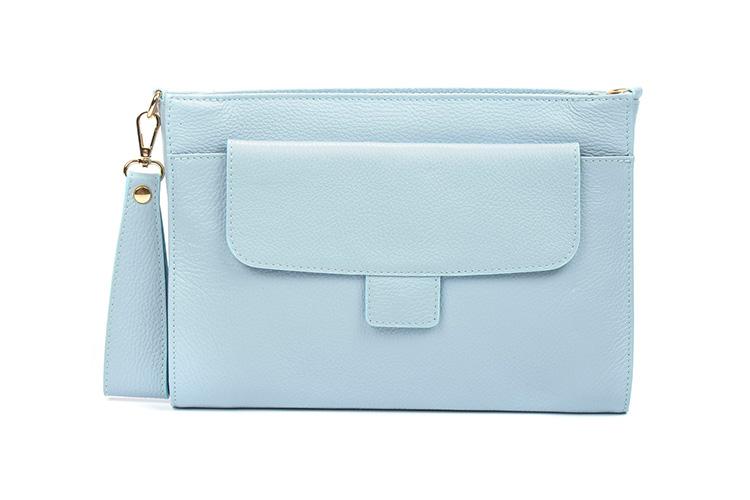 bolsos de colores con descuento en primeriti. bolso azul