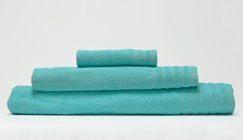 decoración baños toallas McGregor