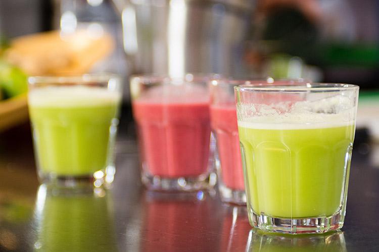 recetas de smoothies de fruta para verano. Recetas de primeriti