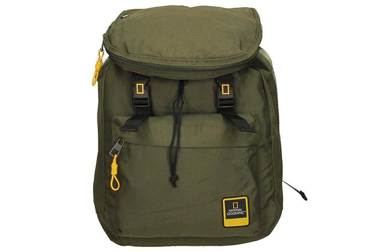 qué maleta llevar National Geographic en Primeriti mochila