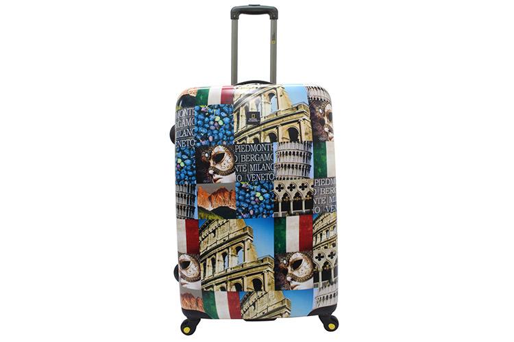 qué maleta llevar National Geographic en Primeriti maleta cabina