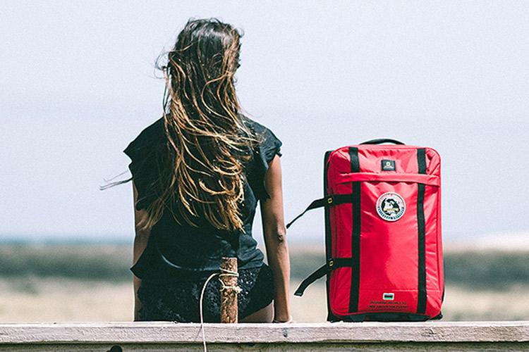 qué maleta llevar, compra en primeriti National Geographic