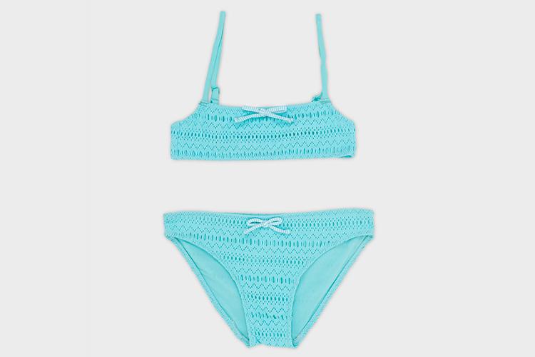 Bañadores para niños con descuento Bora Bora en Primeriti bikini dos piezas