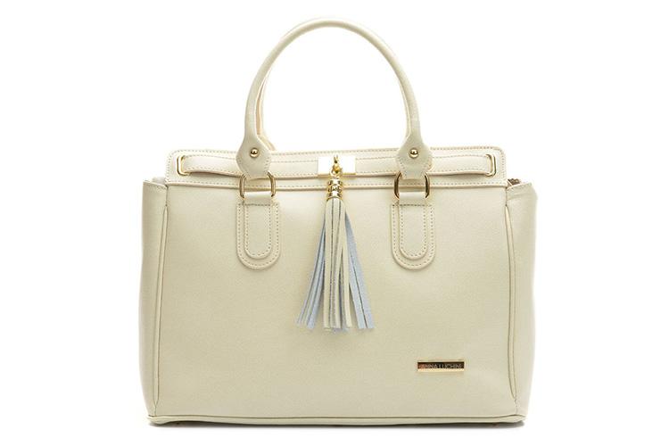 cómo cuidar los bolsos de piel Anna Luchini en Primeriti bolso blanco