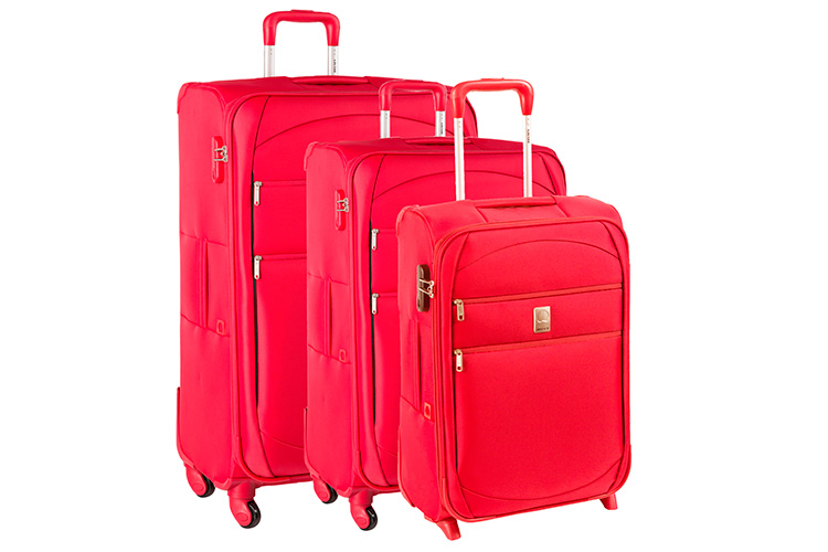 Consigue tus maletas Delsey con descuento en Primeriti set maletas