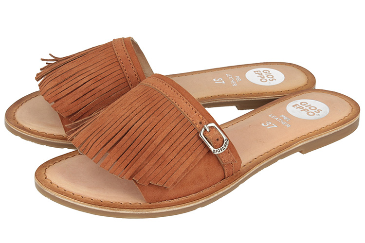 Gioseppo a mitad de precio en Primeriti sandalias flecos
