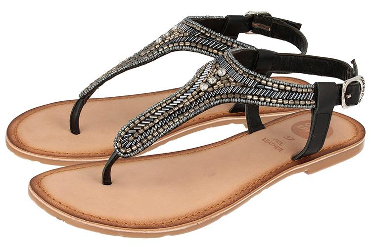Gioseppo a mitad de precio en Primeriti sandalias negras