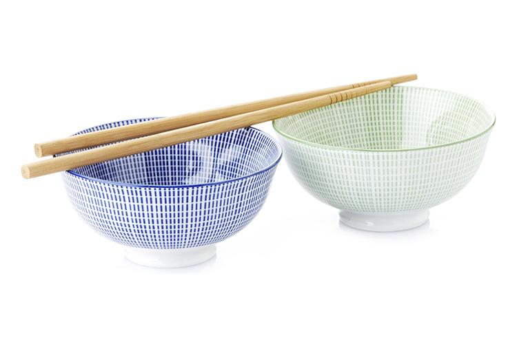 cómo sorprender a tus invitados bowls con palillos de point virgule en primeriti