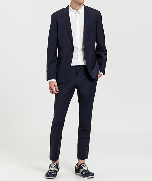 Trajes de Calvin Klein con descuento pantalon pitillo