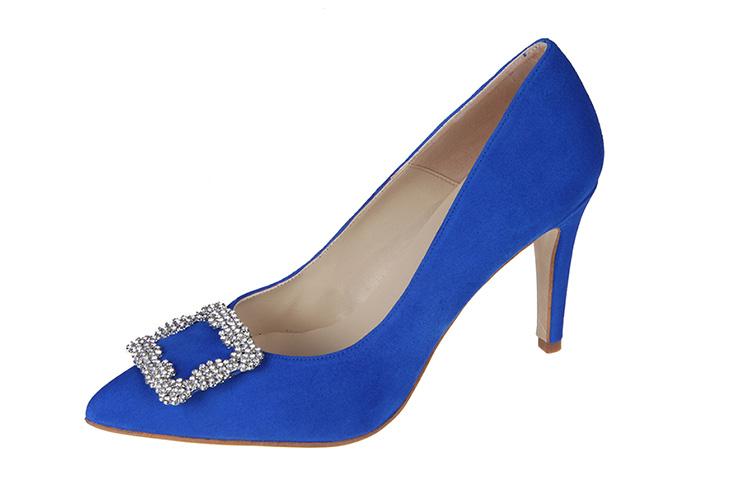 zapatos de Carrie en Sexo en Nueva York zapatos azules