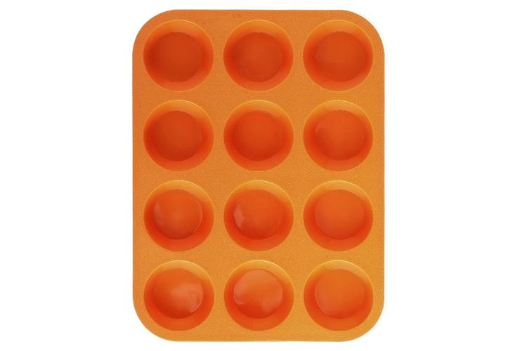 receta magdalenas caseras primeriti molde naranja