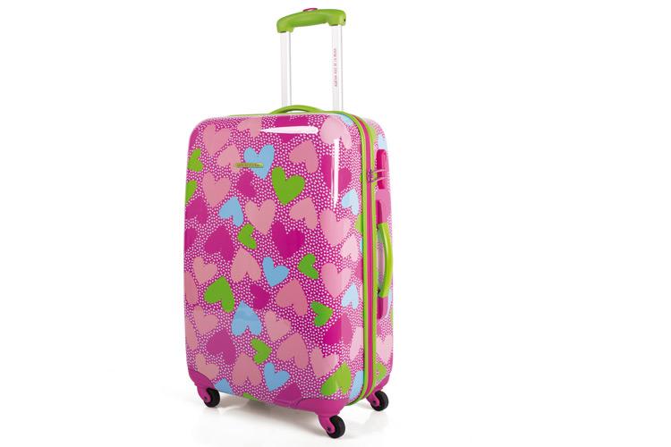 así es tu maleta para presumidas
