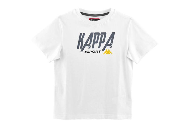 Ropa deportiva para la vuelta al cole. Kappa en Primeriti. Camisetas de algodón.