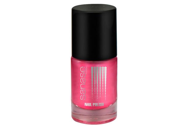 secar tus uñas rápidamente primeriti esmalte rosa