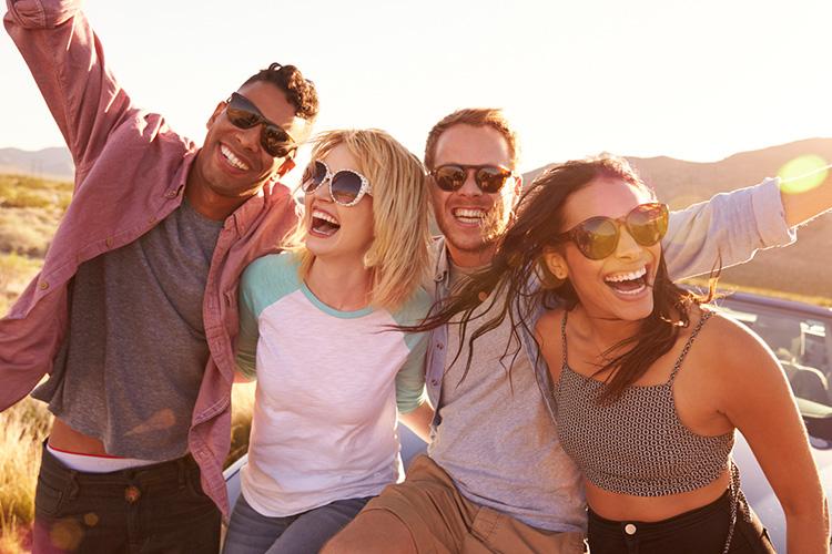 Gafas de sol para otoño en Primeriti