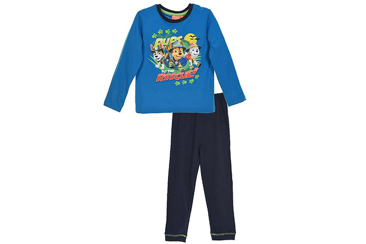 ropa de niños con descuentos en primeriti. pijama patrulla canina