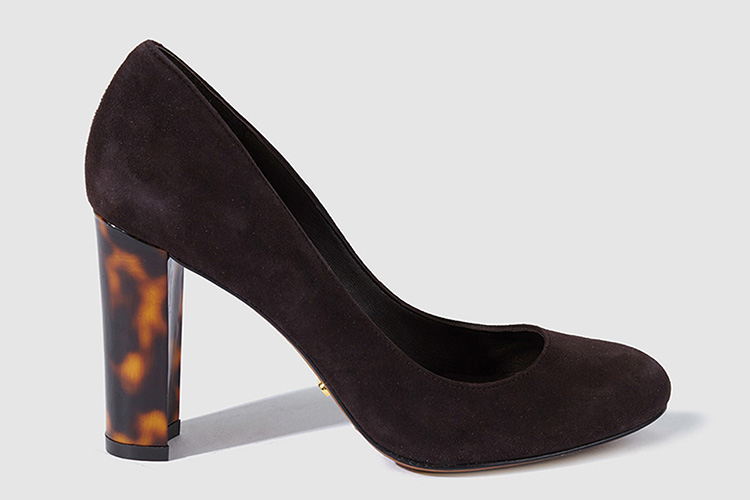 Calzado de otoño 2017 de Polo Ralph Lauren con descuento. Zapatos negros de piel