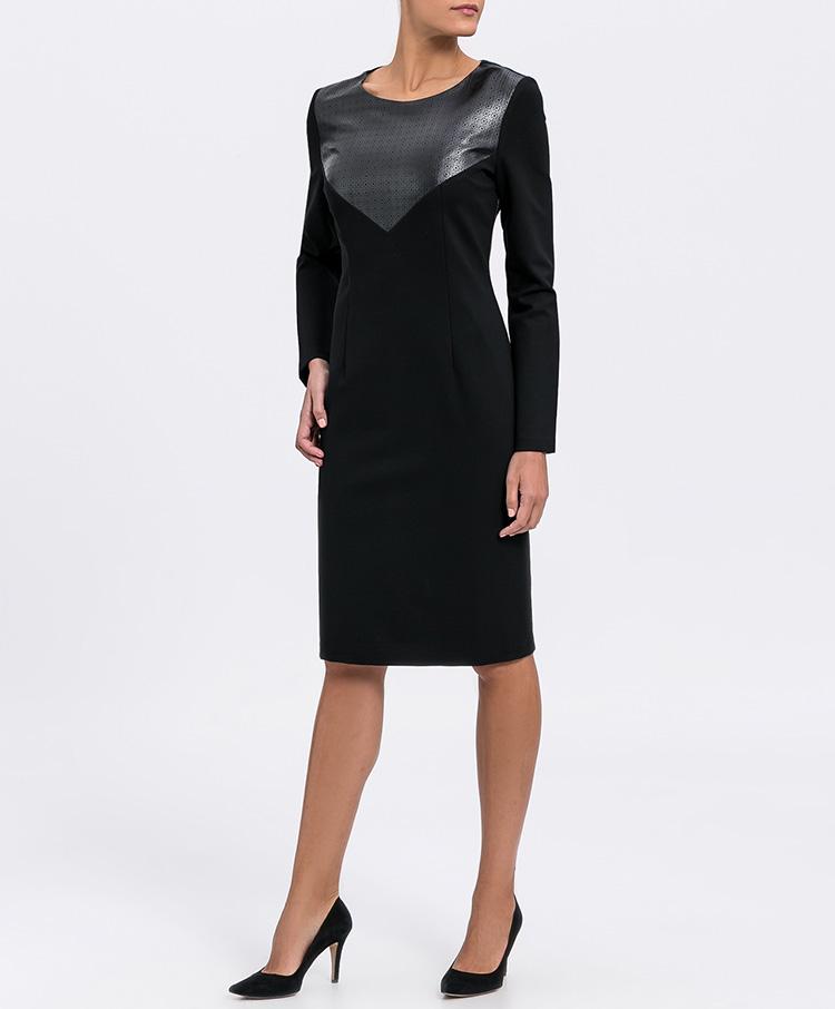 Tu vestido negro de Cabotine en Priemriti. De manga larga
