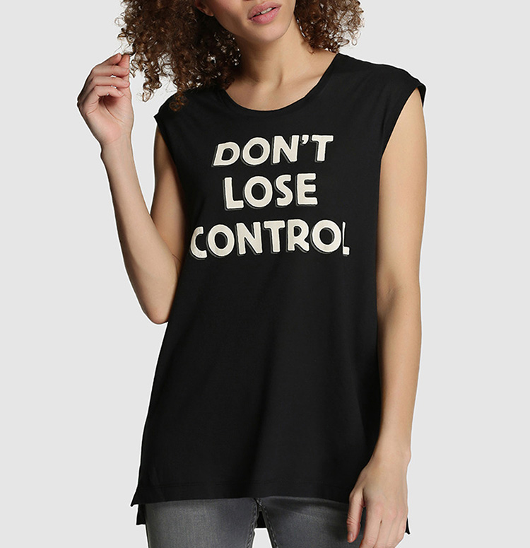 Camisetas Lee en Primeriti. Don't lose control