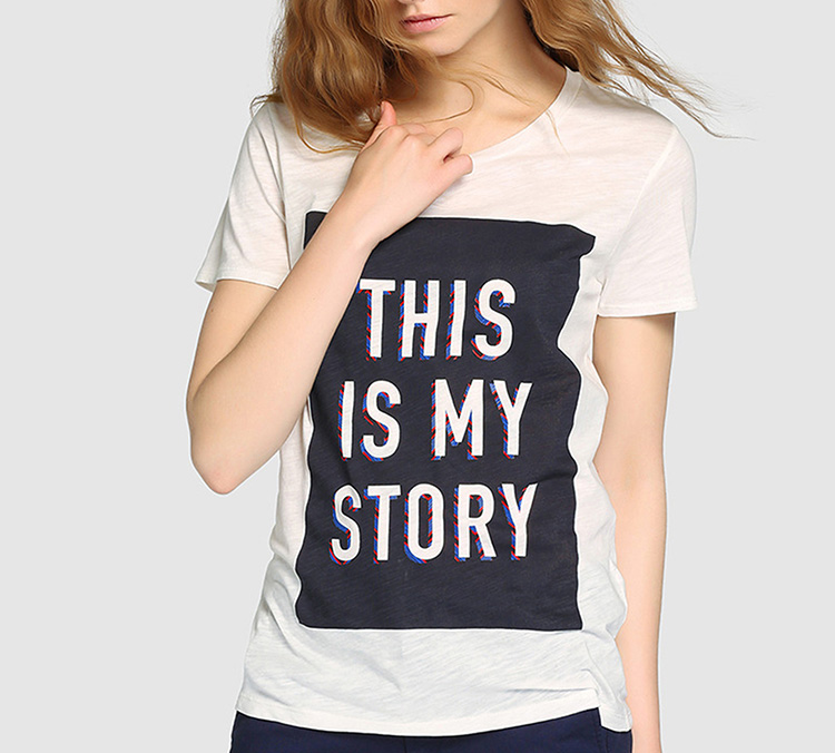 Camisetas Lee en Primeriti. This is my own story