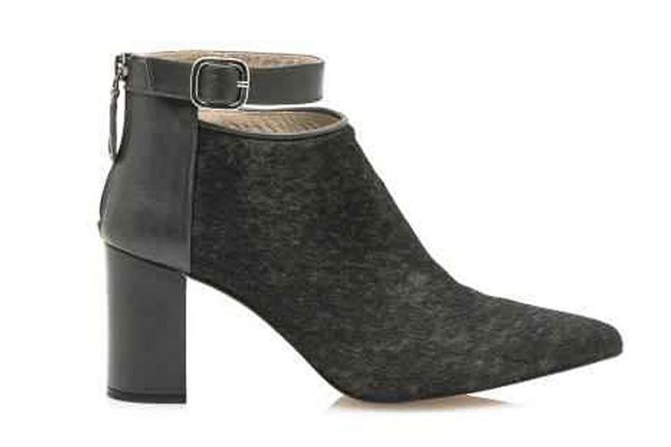 Zapatos de Hannibal Laguna con descuento. Botines combinados