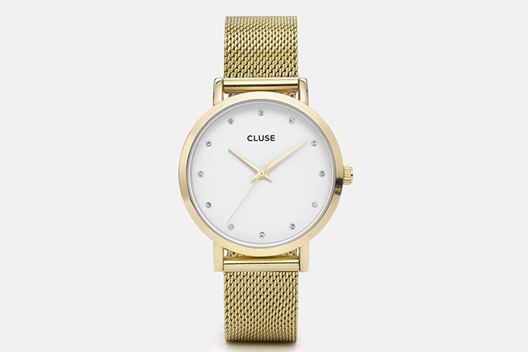 Relojes CLUSE con descuento en Primeriti. Reloj CLUSE correa metalizada