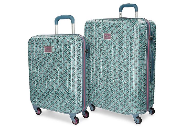 Accesorios próximo viaje maletas Pepe Jeans