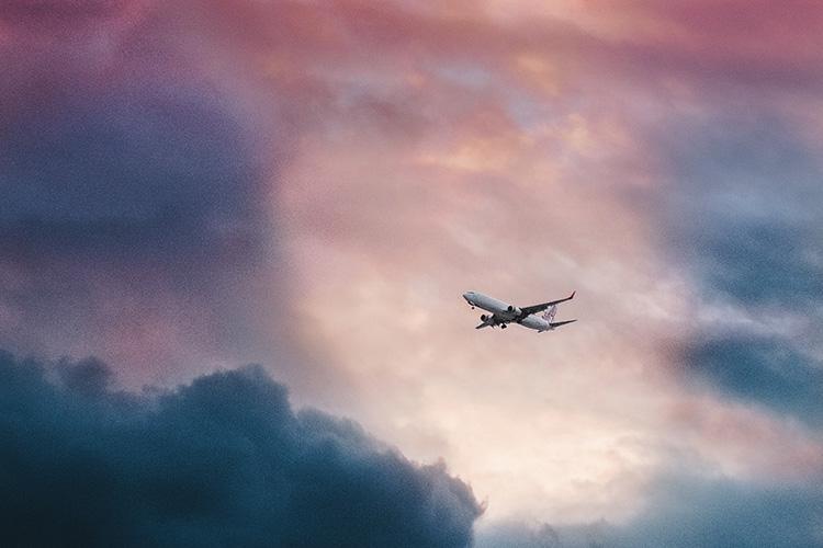 Accesorios próximo viaje en avión