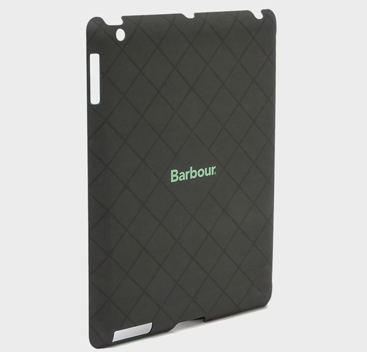 Funda iPad Barbour con descuento